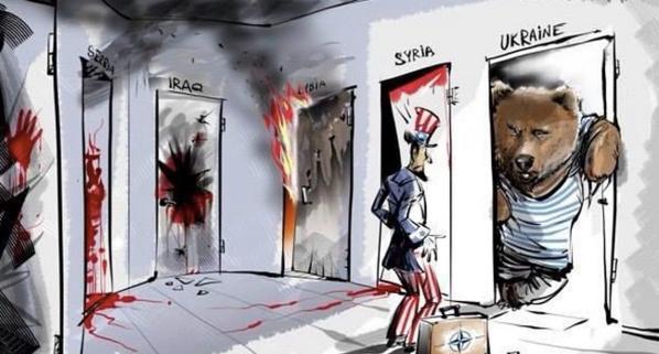 Avec Hillary le pire est à venir : la Russie peut trembler et le Moyen-Orient avec...