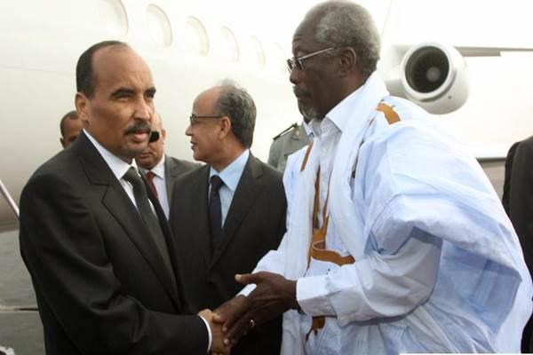 Les rencontres secrètes entre Ould Boulkheïr et Ould Abdel Aziz : Le deal