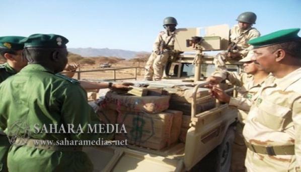 Saisie d'une importante quantité de drogue à l'entrée de Nouakchott