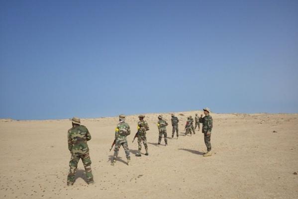 Lutte contre le terrorisme : le Mauritanie et le Sénégal renforcent leur coopération
