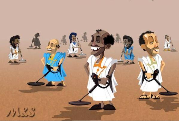 Recherche de l'or en Mauritanie Un an après, quels résultats ?