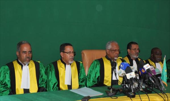 Mauritanie : la révision de la Constitution sera examinée par le Parlement (décret)