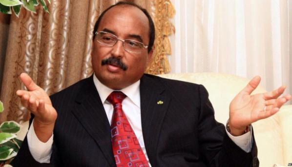 Amendement de la constitution : le président Aziz a rencontré 20 parlementaires