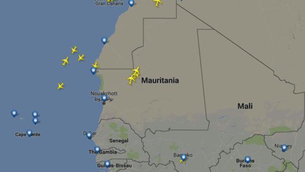 ASECNA : l'espace aérien mauritanien constitue la porte d'entrée dans le continent africain