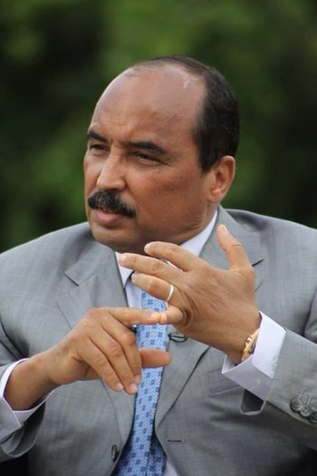 Réforme constitutionnelle : la voie référendaire dépend du parlement, selon le Président mauritanien