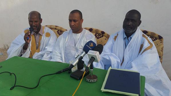 Dissolution d'une coalition politique ayant pris part au dialogue national
