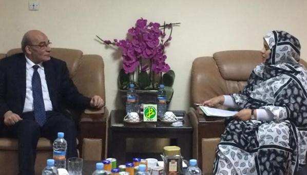 Exposition égyptienne à Nouakchott pour dynamiser la coopération entre les deux pays