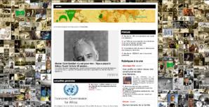 Background du site :  voilà pour la petite histoire…
