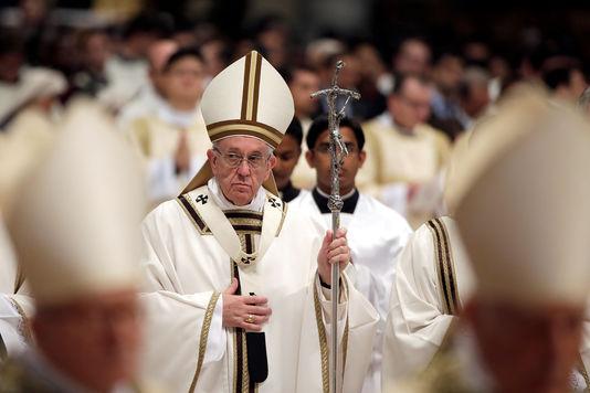 Au Vatican, la guerre est déclarée