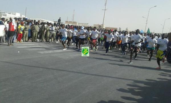 Démarrage du Marathon international de Nouadhibou