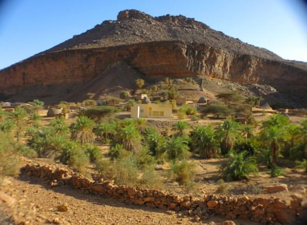 Exposition - escales mauritaniennes : Atar