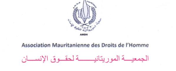 Marche pacifique de la jeunesse mauritanienne : Communiqué de presse de l'AMDH