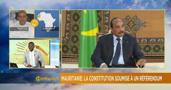 Mauritanie : 15 juillet prochain date du référendum populaire (Officielle)