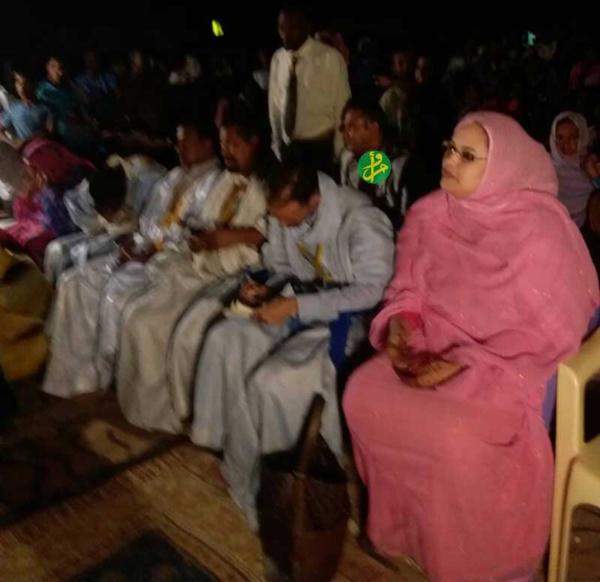 Le parti Hiwar organise un meeting populaire à Teyarett de soutien à la révision de la Constitution