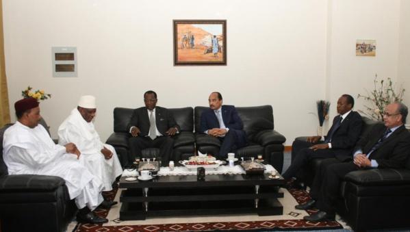 Niger: les chefs d'état-major du G5 Sahel réunis pour sécuriser la zone