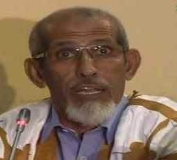 """Ould Ghazouani : """" nous allons essayer de convaincre le président de ne pas modifier la constitution"""""""