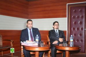 Les ministres de la culture et de l'économie commentent les résultats du conseil des ministres