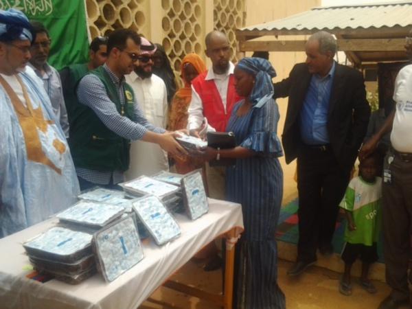 Googol: Une mission du KS Relief assiste les familles vulnérables