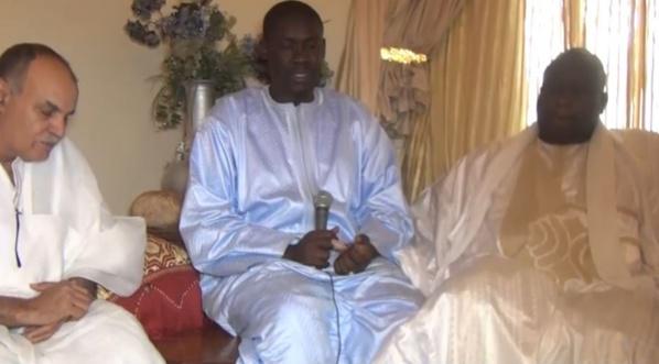 Mauritanie : Une délégation de Touba présente ses condoléance à la famille de l'ancien Président Ely Mouhamed Ould Vall