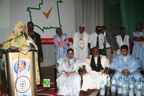 L'Initiative pour une Mauritanie unifiée organise un meeting pour soutenir les amendements constitutionnels