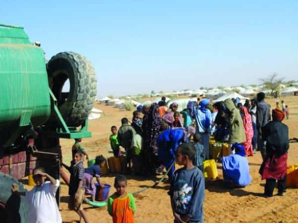 Le PAM appelle la mise en place de 18,5 millions de dollars destinés aux réfugies maliens en Mauritanie