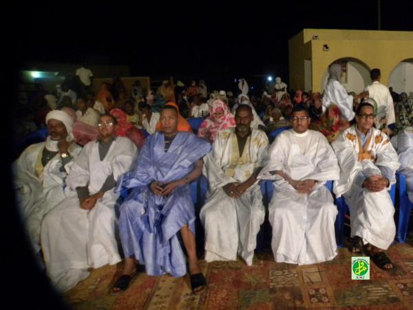 Organisation d'une soirée culturelle à Dar Naïm