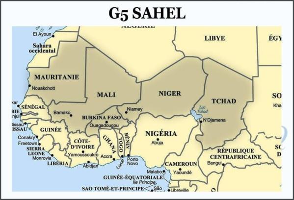 10 000 hommes et 50 millions d'euros pour la force commune du G5 Sahel