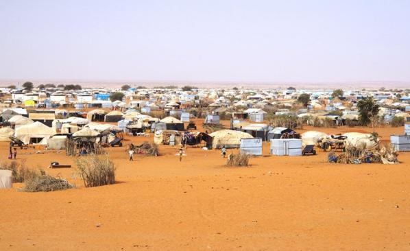Camp de Mberra – UNHCR/ Sebastien Laroze- UNHCR 2014
