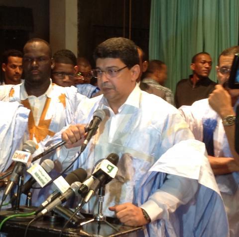 « Les querelles internes sont les causes de l'échec du parti à Rosso » dixit Ould Maham (Presse)