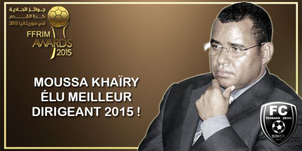 Moussa Ould khairy ,un vrai dirigeant,cohérent et inflexible !