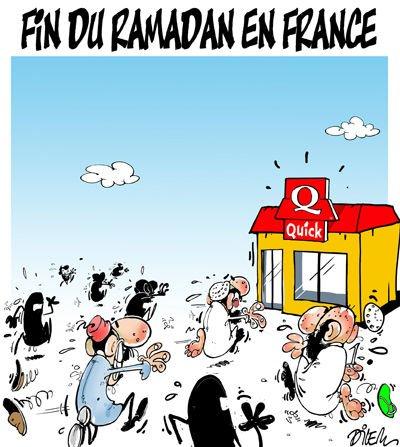Fin du ramadan : Reportage sur une journée entre les banques….