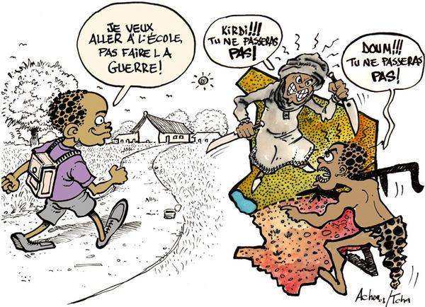 Des réfugiés mauritaniens, un combat pour la reconstruction