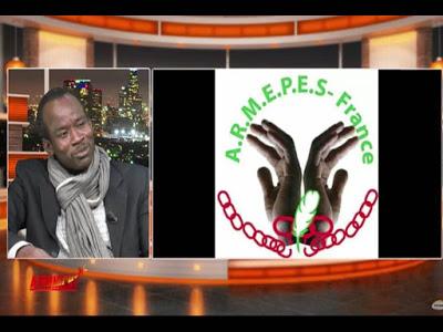 Gaye Traoré président ARMEPES-France réagit aux propos odieux de Hadiétou Gandéga.