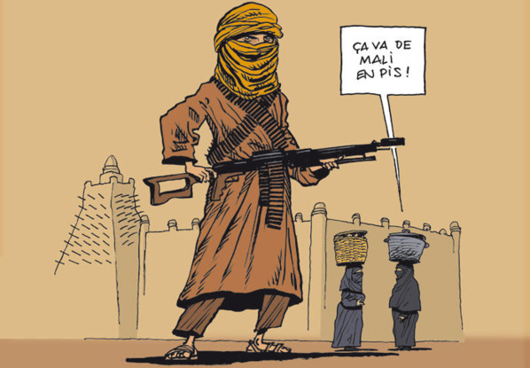 Exportation frauduleuse de poisson vers le Mali déjouée par la gendarmerie