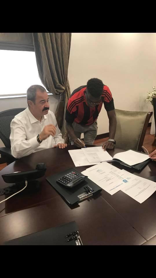 Mauritanie – Foot : Adama Ba quitte la France pour un club Turc