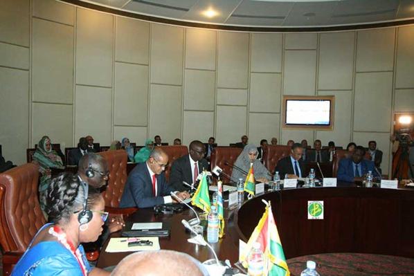 Fin de la conférence des ministres des pêches des Etats de la commission sous-régionale et des Etats de la commission de la pêche dans la zone ouest-africaine du golfe de Guinée