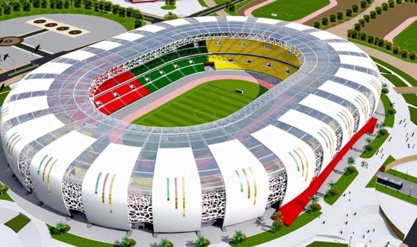 Démarrage des travaux de rénovation du Stade Olympique