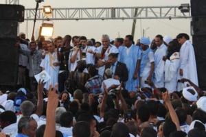 Boutilimit : Ould Maham attribue des qualités divines au président Aziz