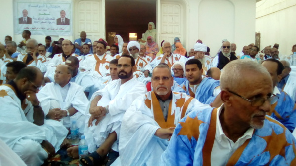 L'Initiative El Wafa (Communautés du Nord) mobilise en faveur des réformes constitutionnelles du 5 août prochain