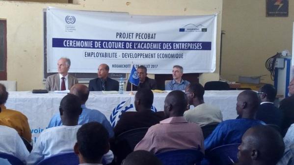 Académie des Entreprises : Sortie de la 1ère promotion de maçons tradi-modernes en bâtiment-terre