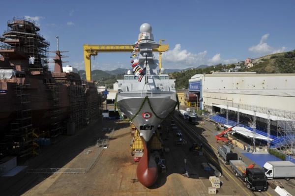 Le Qatar commande 7 navires de guerre à l'Italie pour 5 mds d'euros