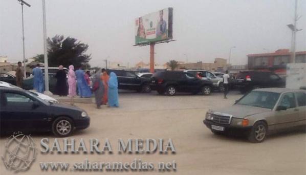 Mauritanie : les sénateurs protestent devant les locaux de la CENI