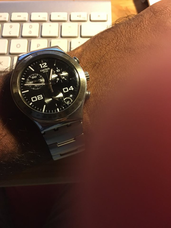L'Horloger de Nouakchott n'en saura jamais rien...