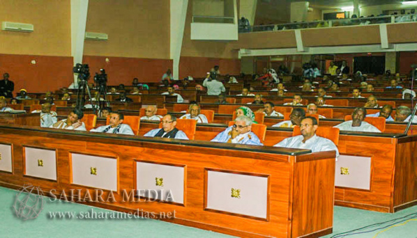 Mauritanie : première session ordinaire du parlement monocaméral