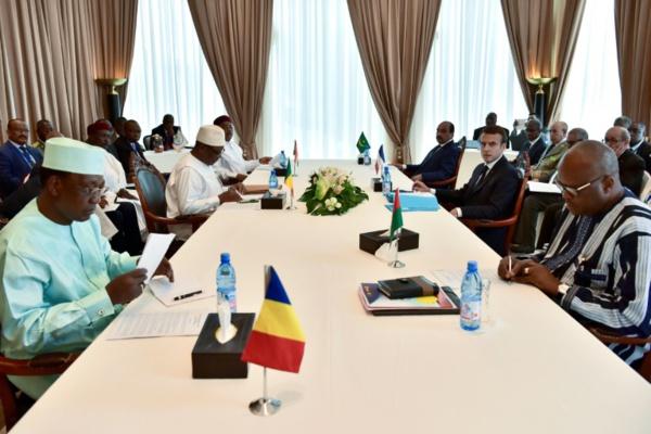 La Mauritanie appelle à un soutien financier au G5 Sahel