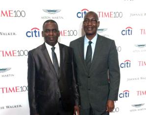 Birame Dah Abeid et Bakary Tandia