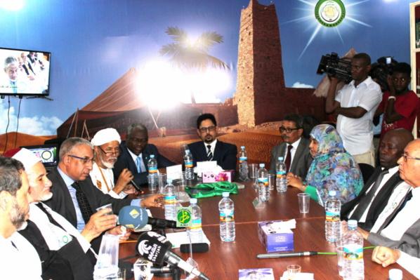 Le ministre de la culture inaugure le siège du Conseil linguistique arabe en Mauritanie et son premier symposium