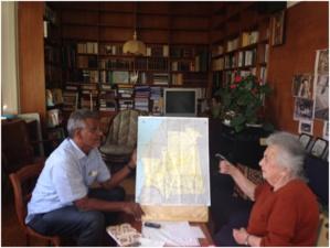 Entretien avec…. Suzanne Daveau, l'auteur des premières études géographiques sur la Mauritanie