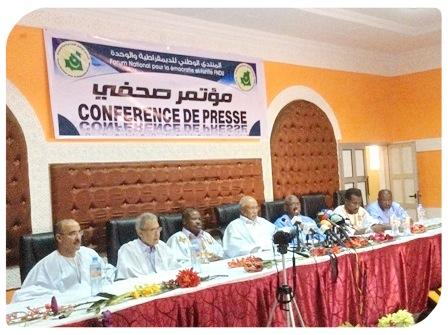 """""""Dossier Bouamatou et consorts"""" : Le FNDU prendra part au sit-in des journalistes et syndicalistes"""