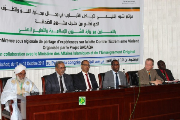 Maghreb Arabe et G 5 SAHEL, déterminés à vaincre l'extrémisme